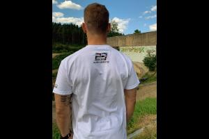 T-Shirt Herren - white