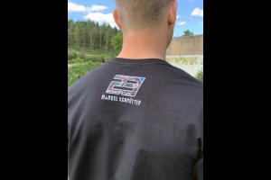 T-Shirt Herren - black